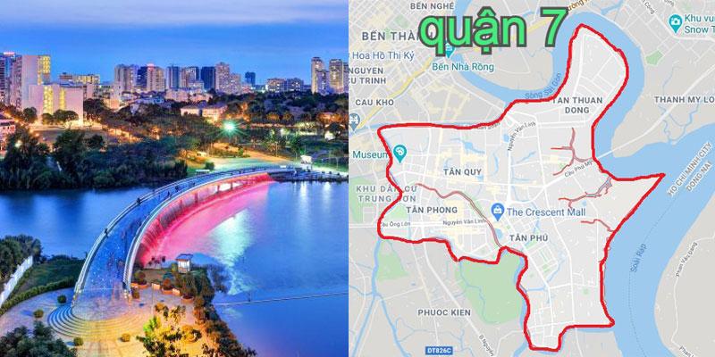 Chuyển nhà quận 7 đường Nguyễn Văn Quỳ