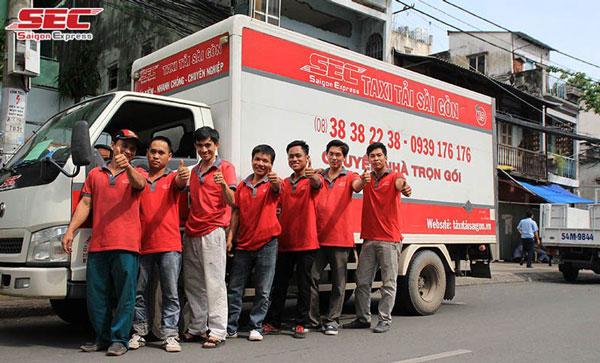 Top 10 dịch vụ taxi tải chuyển văn phòng chuyên nghiệp