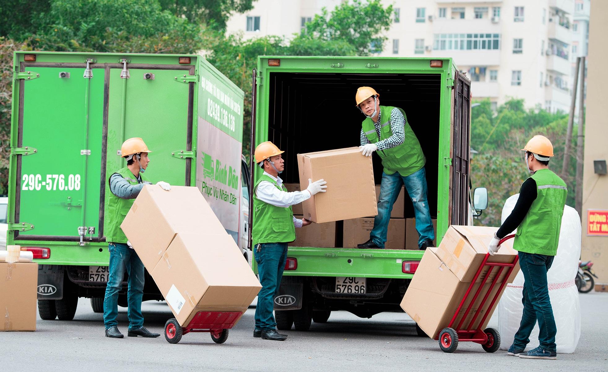 Top 10 dịch vụ bốc xếp hàng hóa nhanh chóng, uy tín, giá rẻ tại Tphcm