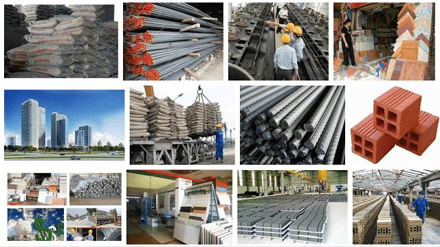Top 10 địa chỉ bán vật liệu xây dựng nhanh chóng, uy tín, giá rẻ tại Tphcm